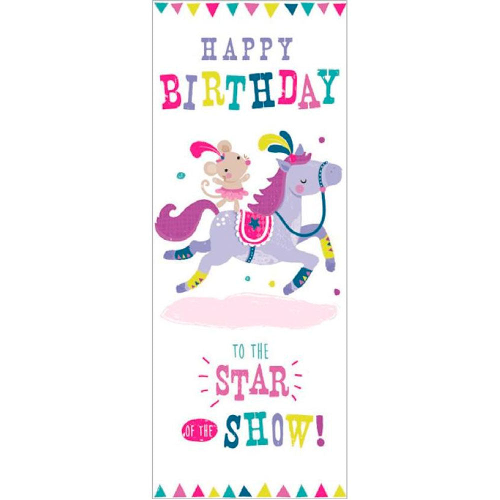 Birthday Cards | Star of the Show