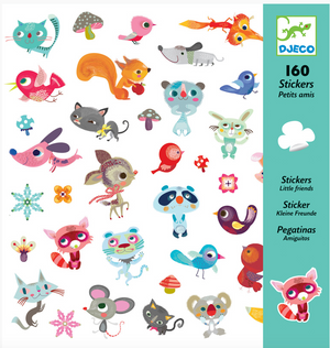 DJECO | Stickers - Little Friends