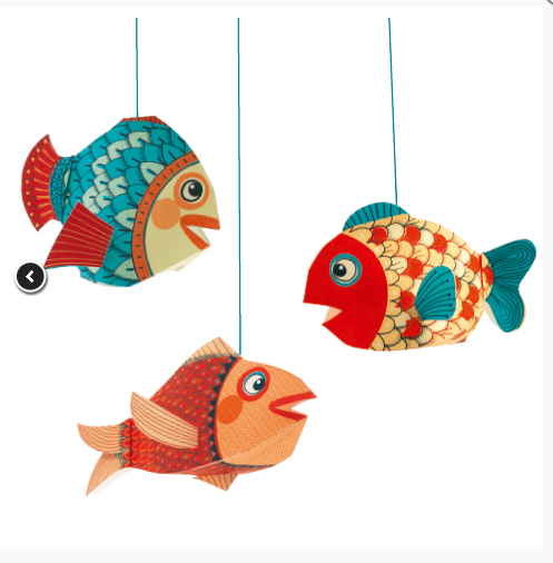 DJECO | Little Fishes Mobile