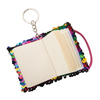 IS Gifts | Reversible Seqin Notebook Keychains
