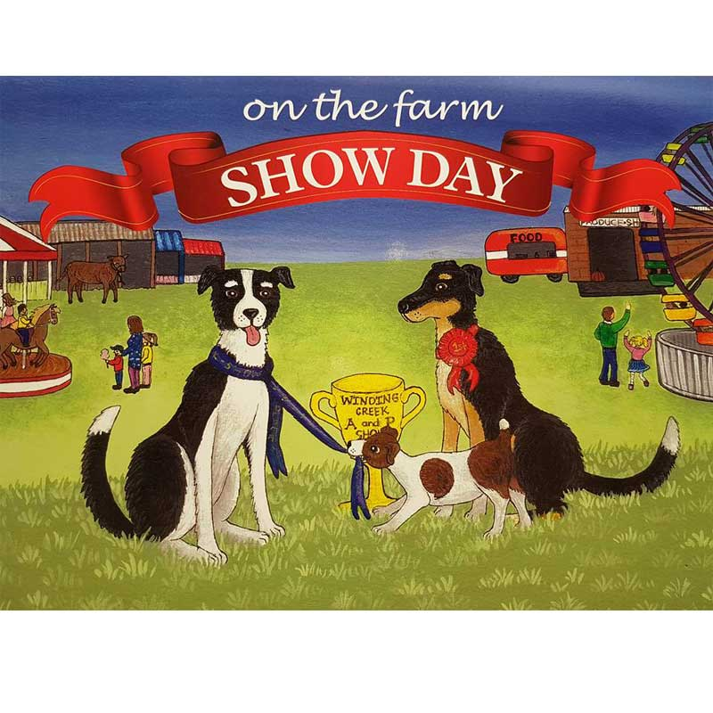 On the Farm | Show Day