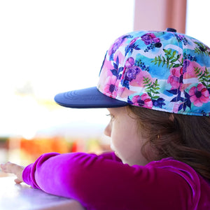 Little Renegade | Pastel Posies Cap
