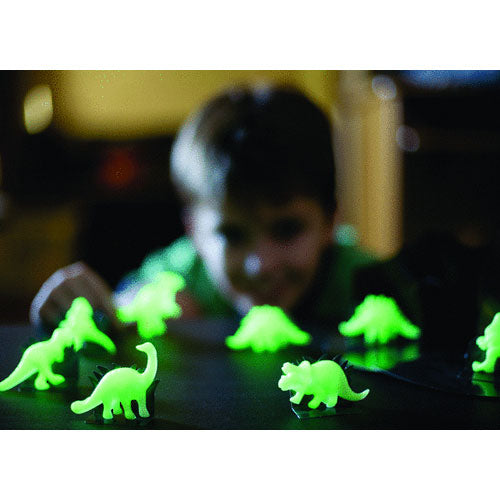 4M | Glow In The Dark - 3D Dinosaurs