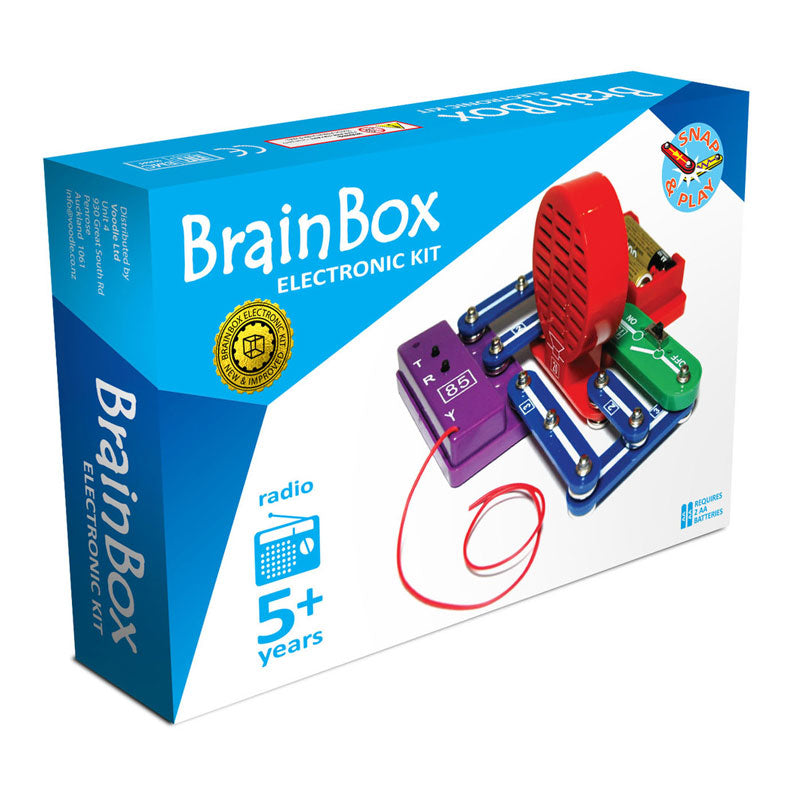 BrainBox | FM Radio