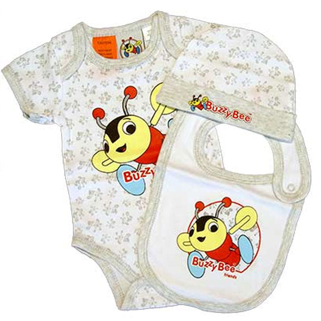 Buzzy Bee | New Born Gift Set