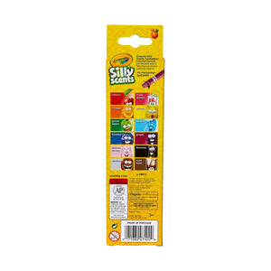 Crayola | Silly Scents Coloured Pencils - 12 Pack