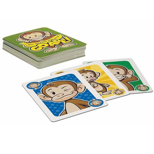 Outset | Go Ape Card Game