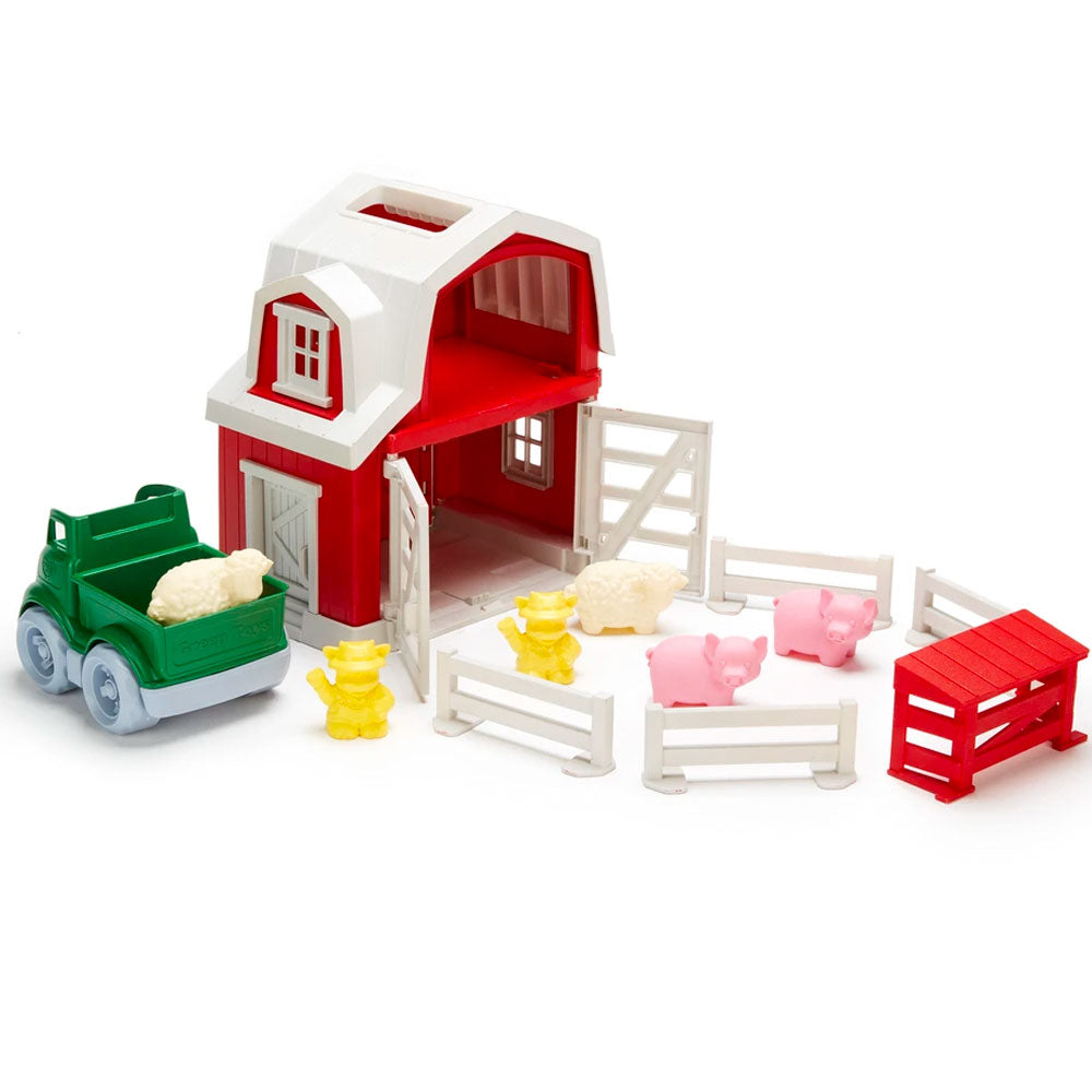 Green Toys | Farm Playset