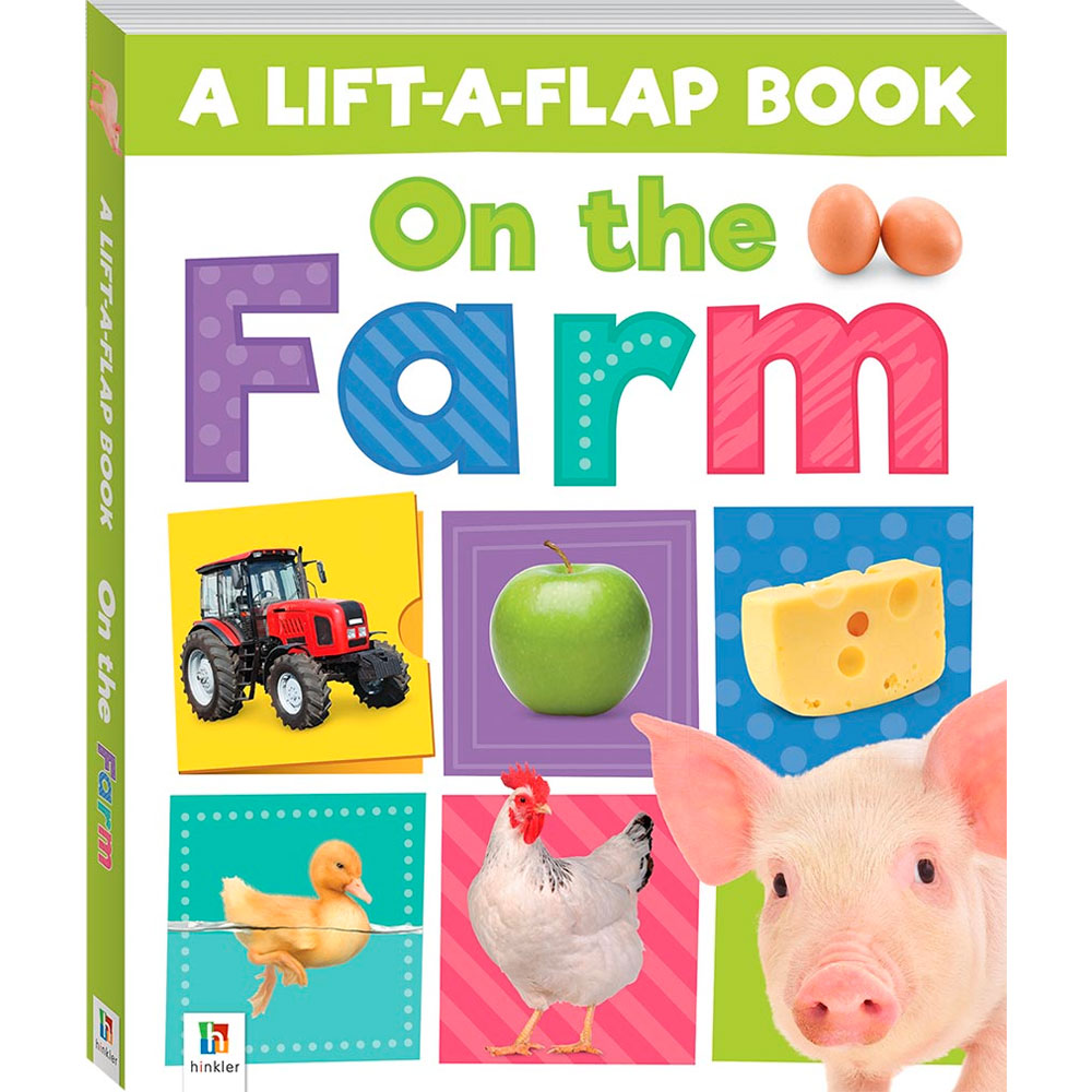 Hinkler | Lift-The-Flap - On The Farm