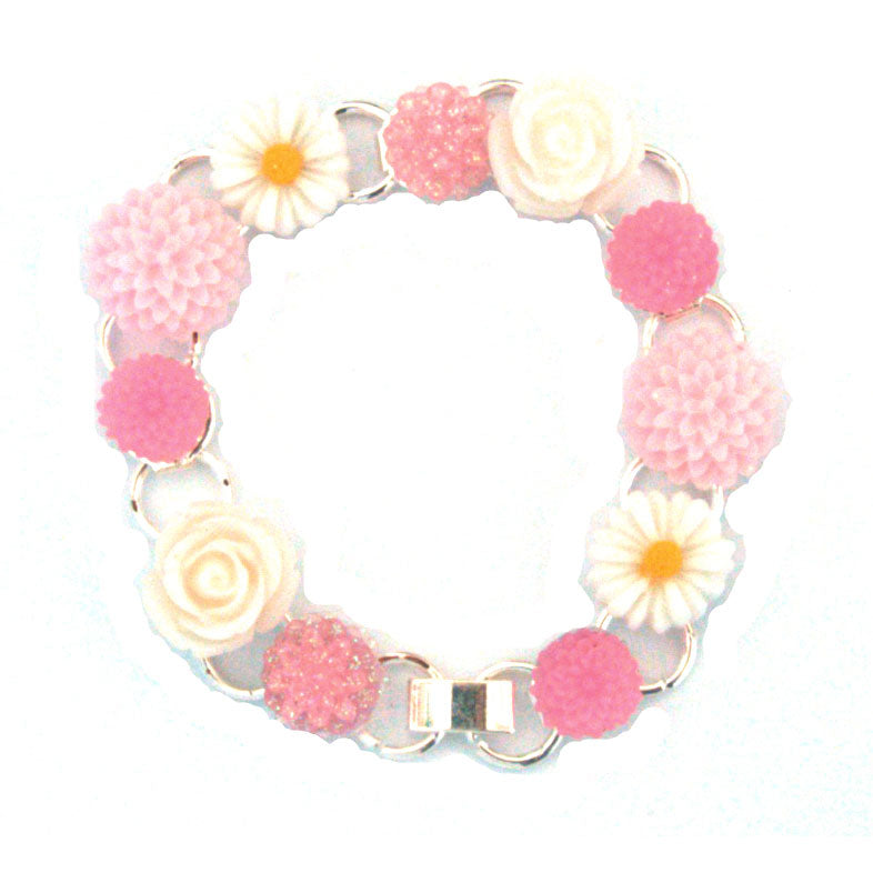 Huckleberry | Make Your Own Bracelet Kit - Pink