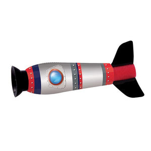 IS Gifts | Blast Off Suction Cup Rocket