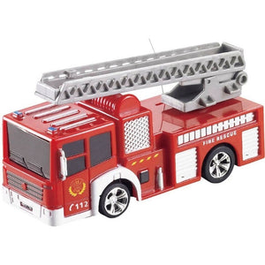 Invento | Remote Control Mini Fire Truck