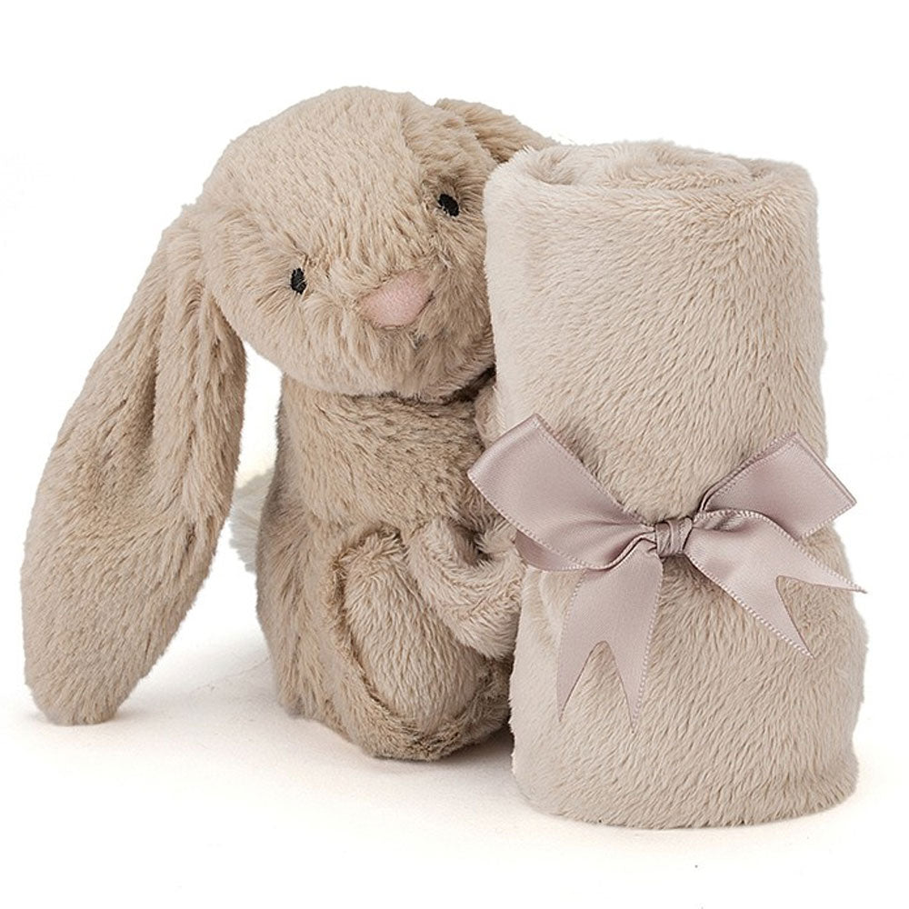 Jellycat | Bashful Bunny - Beige Soother