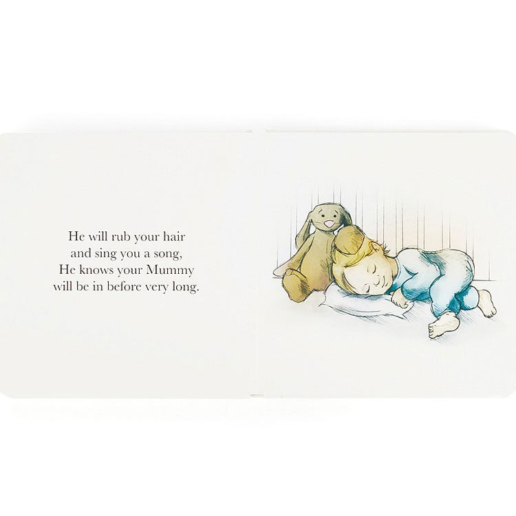 Jellycat | The Magic Bunny - Board Book
