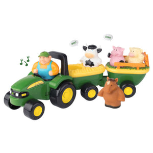 John Deere | Animal Sounds Hayride