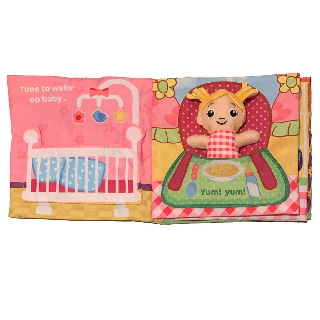 Jolly Baby | Playing House with Doll