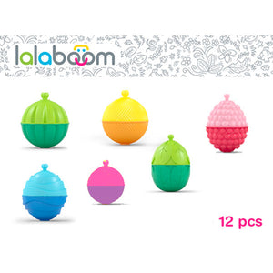 Lalaboom | 12 Piece Assorted Beads