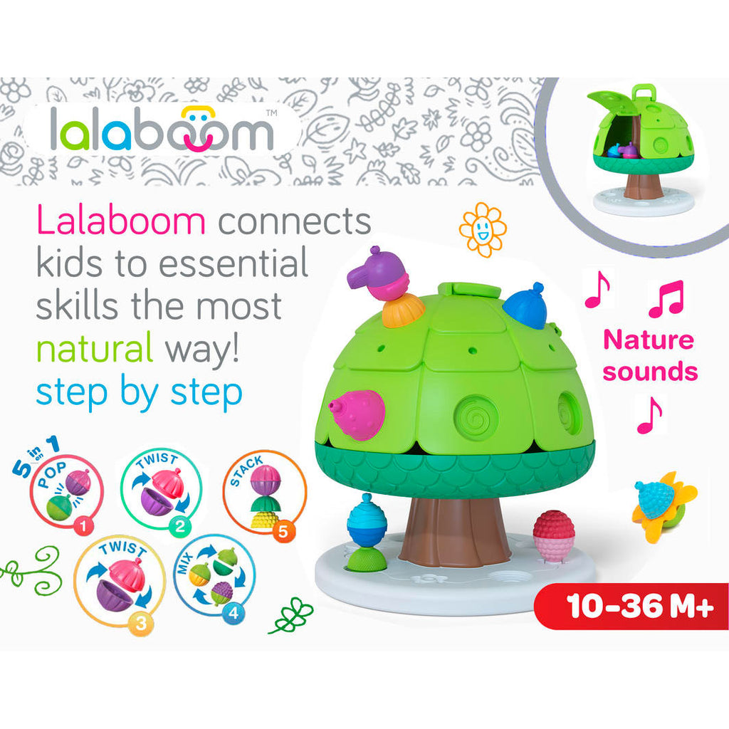 Lalaboom | Tropical Sound Activity Tree