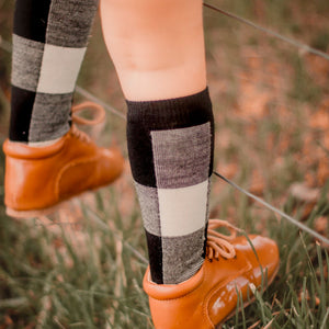 Lamington | Jumbo - Knee High Merino Socks