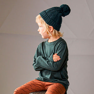 Little Flock of Horrors | Thick as Thieves Beanie - Moss