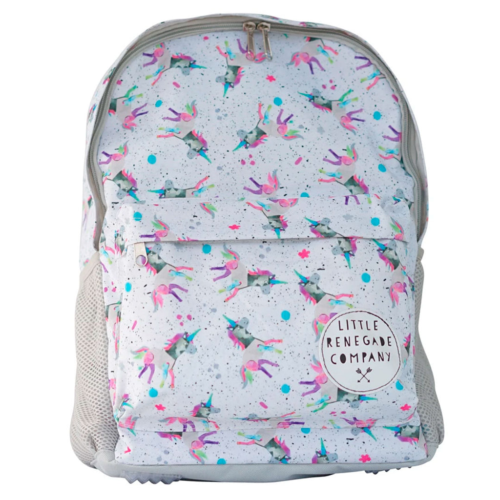 Little Renegade | Sparkles Unicorn Backpack