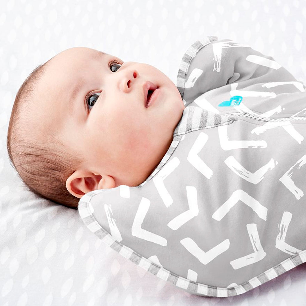 Love To Dream | Swaddle Up Bamboo Lite Grey - 0.2 Tog