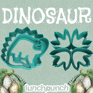 Lunch Punch | Sandwich Cutters - Dinosaurs