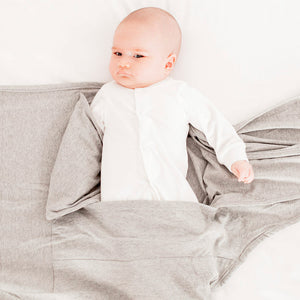 Miracle Blanket | Swaddle - Grey Stars