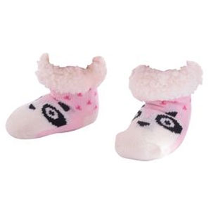 Nuzzles | Sherpa Socks - Toddler Forest Animal