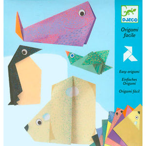 DJECO | Origami - Polar Animals