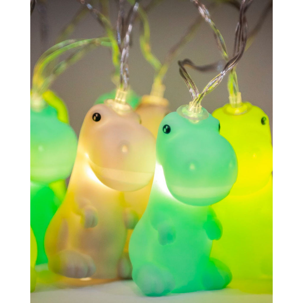 Stellar | Dinosaur String Lights