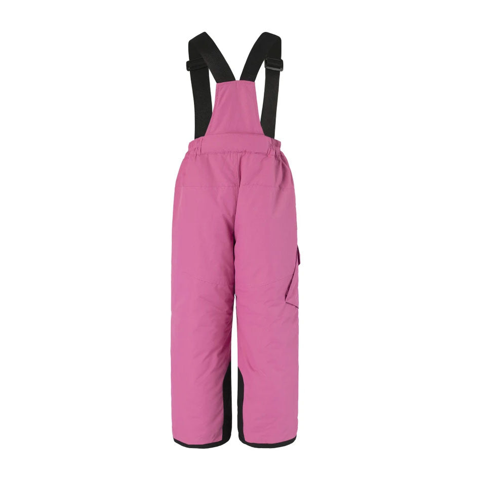 Therm | Snowrider Ski Overalls - Sorbet Pink