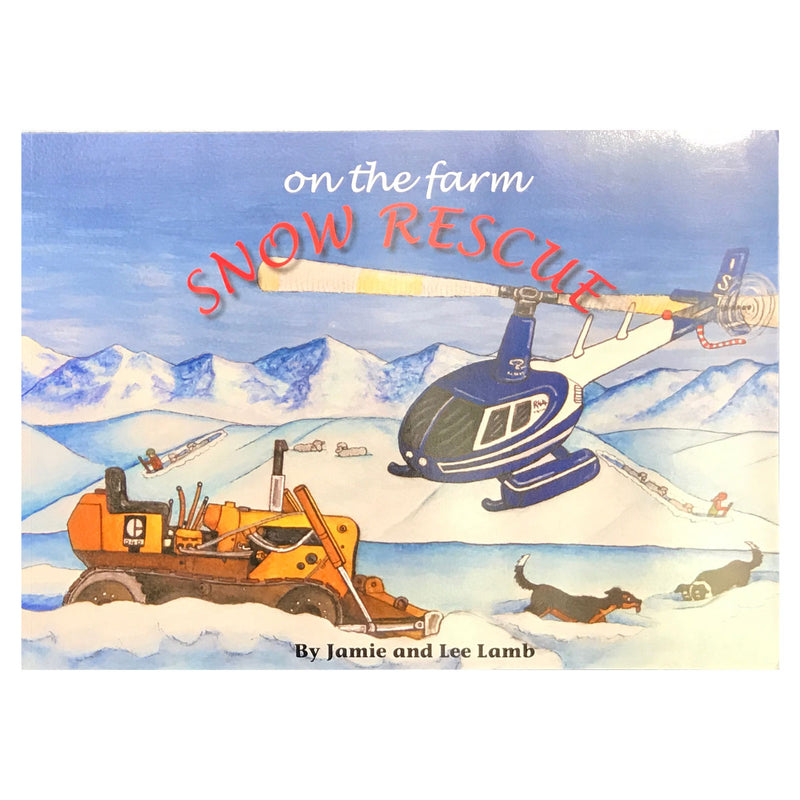 On the Farm | Snow Rescue