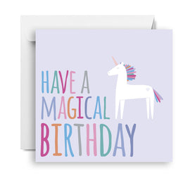 Birthday Card | Magical Birthday