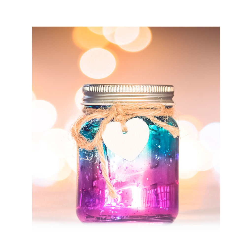Stellar | Mini Ombre Sparkle Jars