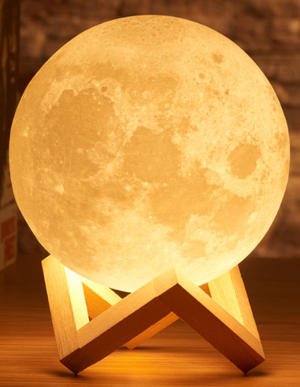 Stellar | Moon Night Light