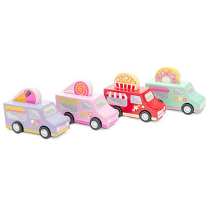 Le Toy Van | Sweet Treats Truck - Pull Back