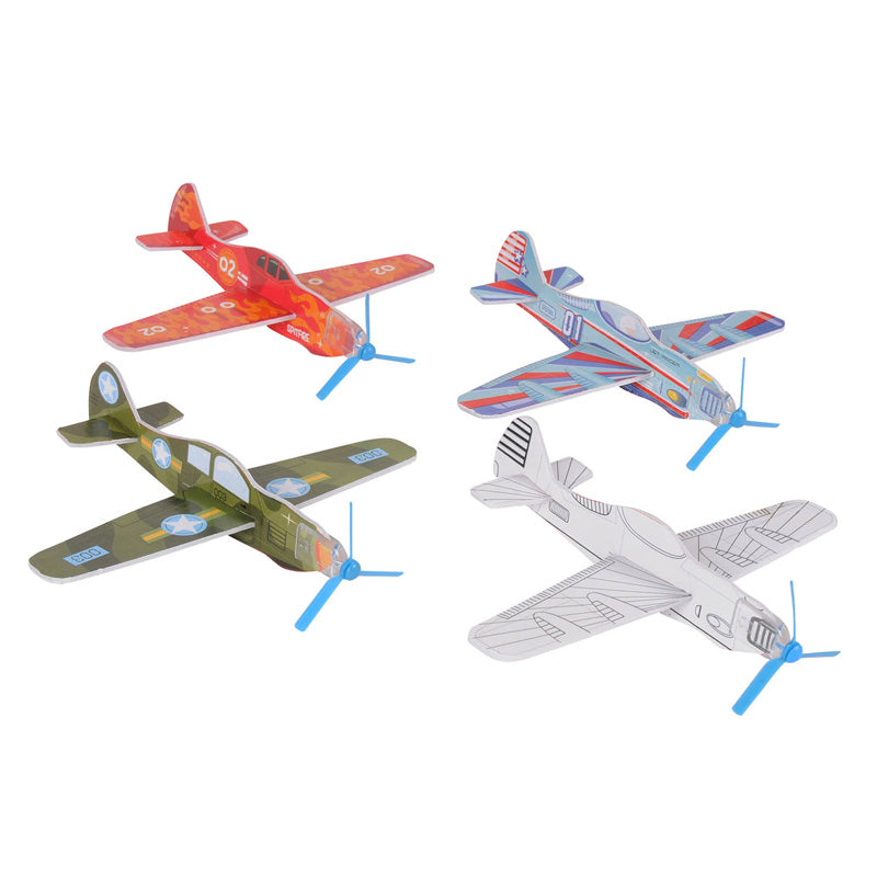 Tiger Tribe | Squadron Racers - Vintage Planes