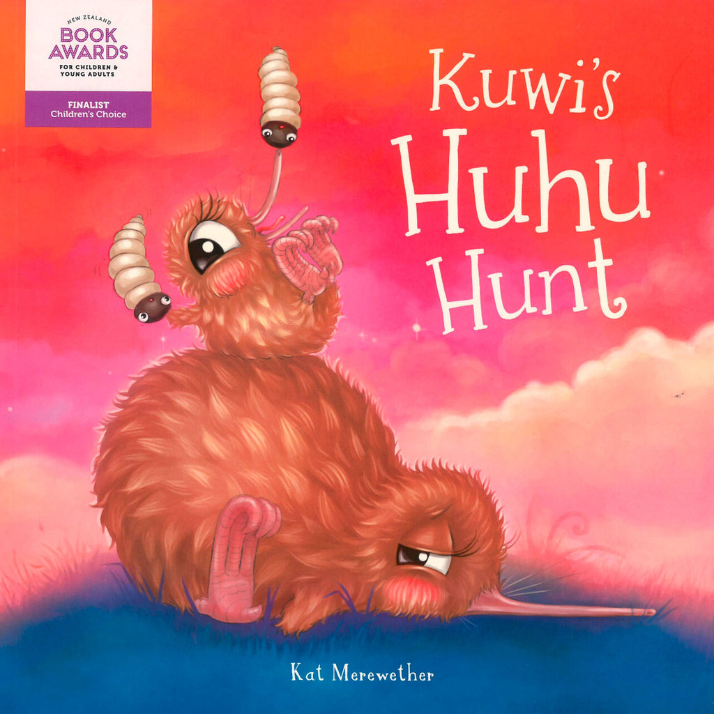 Kuwi's Huhu Hunt - Includes Soft Toy