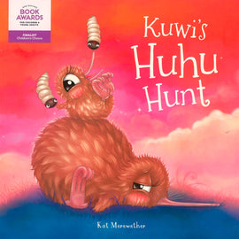 Tikitibu | Kuwi's Huhu Hunt - Includes Soft Toy