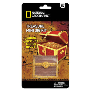 National Geographic | Treasure Mini Dig Kit