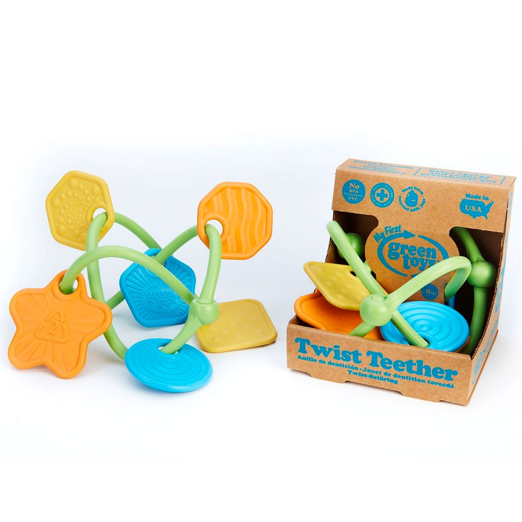 Green Toys | Twist Teether