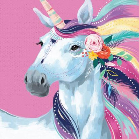Birthday Card | Boho Unicorn