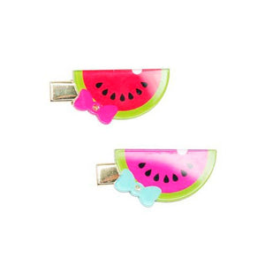 Pink Poppy | Sweet Watermelon Hairclip