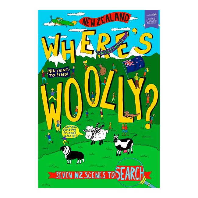 Where's Woolly?