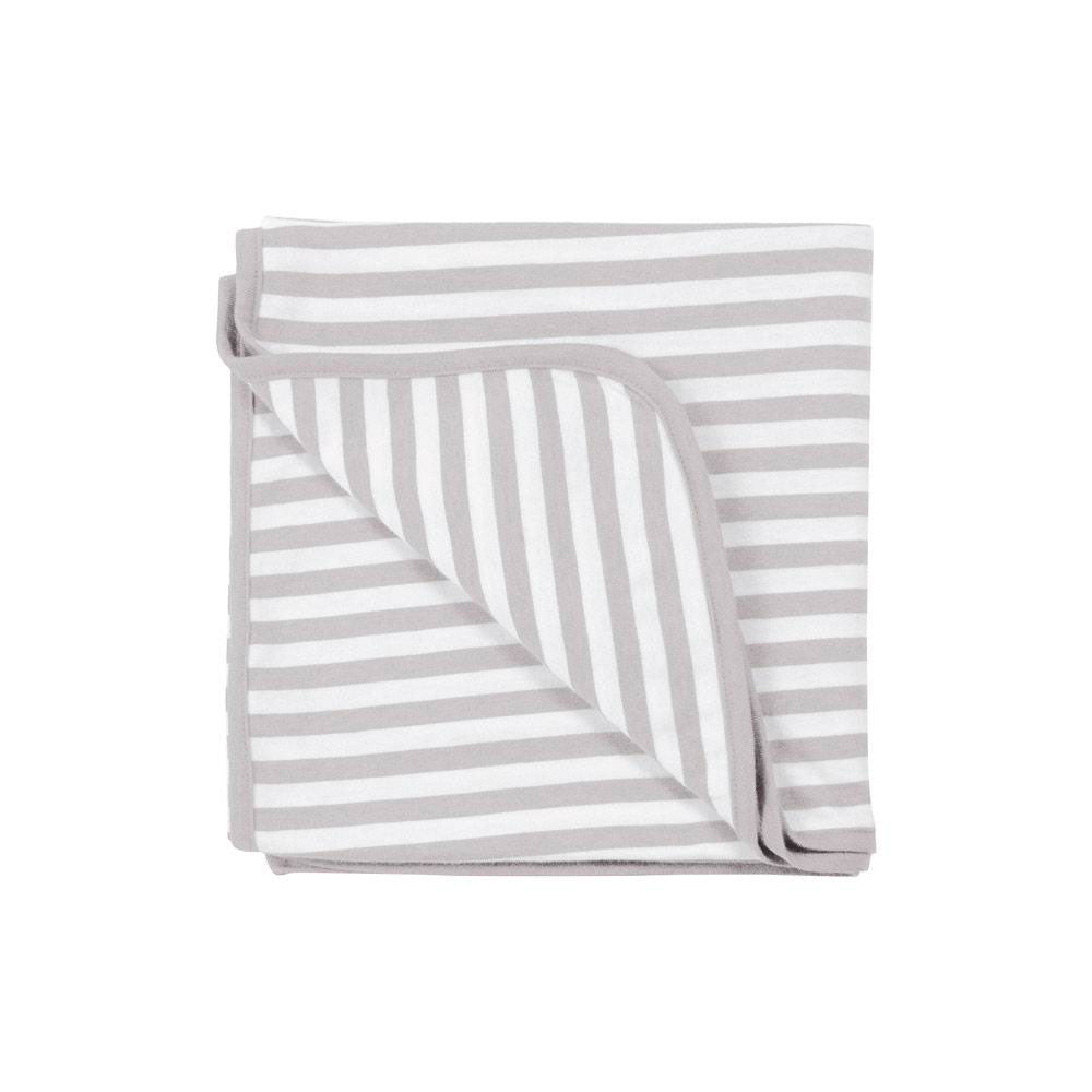 Woolbabe | Merino & Organic Cotton Swaddle/Blanket - Pebble