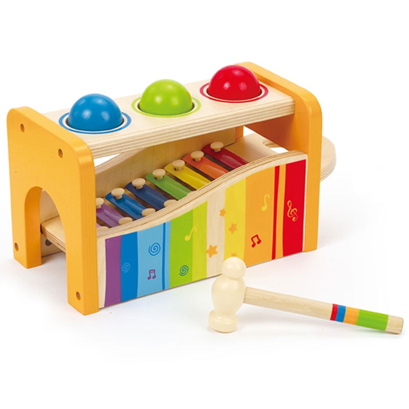 Hape | Pound and Tap Bench