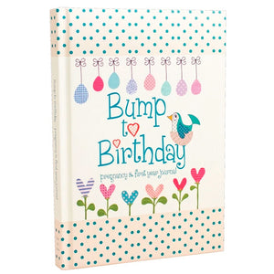 Memory Book | Bump to Birthday