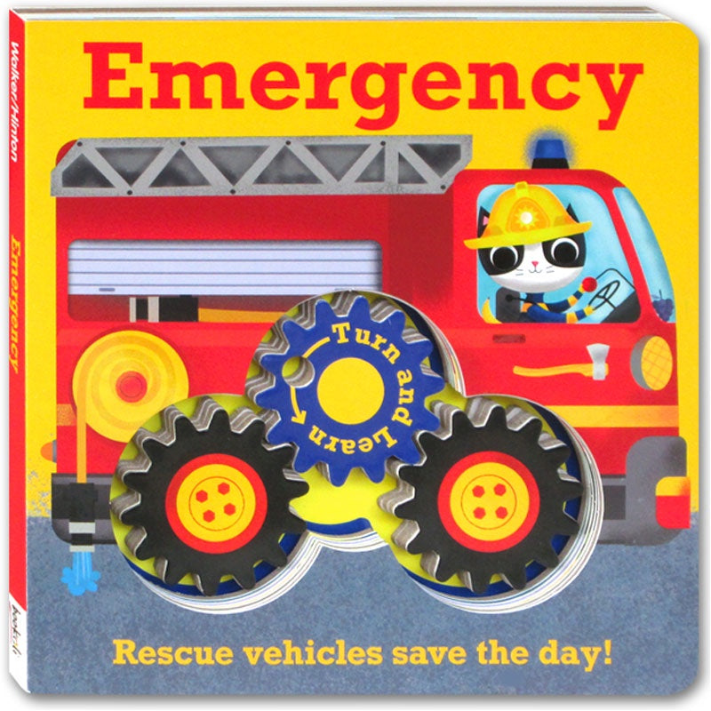 Learn & Turn | Emergency - To The Rescue!