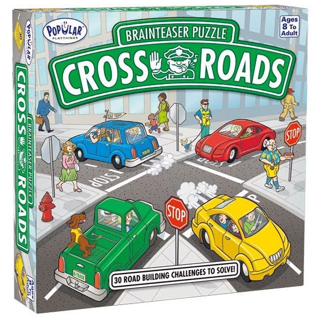 Brainteaser Puzzle - Cross Roads